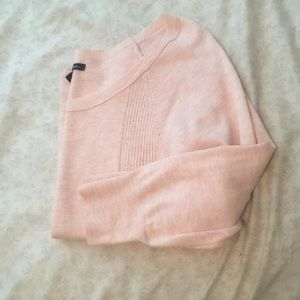 Light pink AE sweater